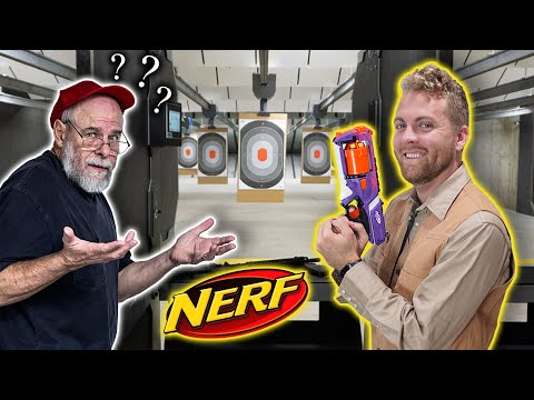 Bringing Nerf Guns to a Shooting …
