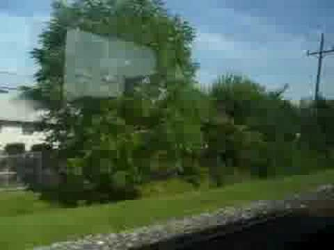 A ride on the Norristown High Speed Line