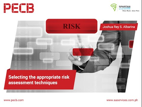 Selecting the Appropriate Risk Assessment Techniques