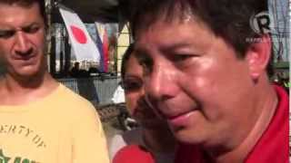 Tacloban mayor on Aquino potshots: Will we insult the dead?