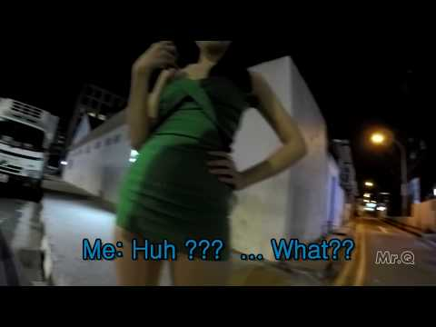 Picking up a Chinese lady in Geylang Singapore