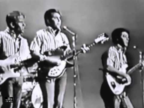 The Beach Boys - Johnny B. Goode (Shindig - Dec 23, 1964)