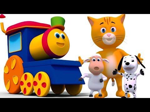 🔴 Kids TV Italiano - Filastrocche & video di apprendimento | cartoni animati per bambini
