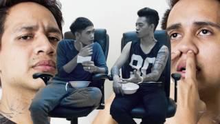 INDONESIA VS THAILAND - Words War ft. XCROSZ