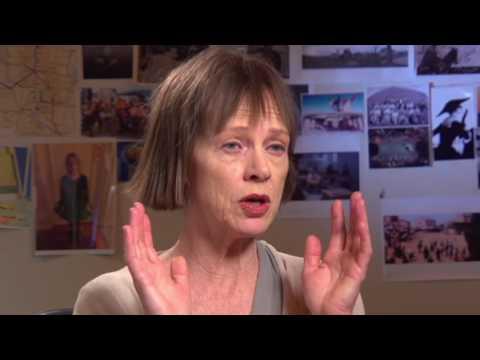 Judy Davis: THE DRESSMAKER