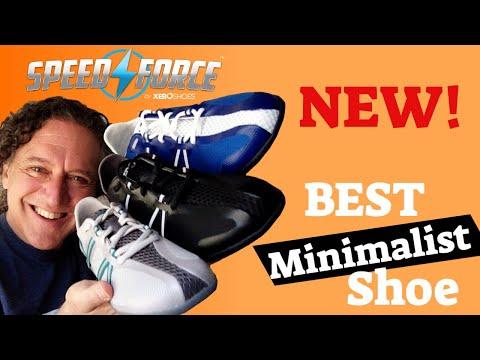 Minimalist Running Shoes - Women's Speed Force