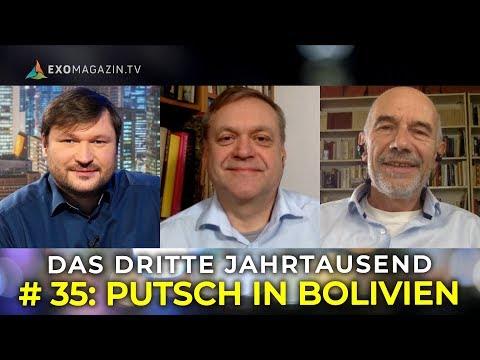 Putsch in Bolivien - Wende in Brasilien - Jeffrey Epstein | Das 3. Jahrtausend #35