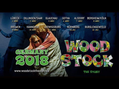 Woodstock the Story | Trailer Germany 2018