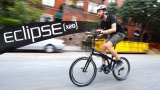 Tern Eclipse X20 Ninja - folding bike Review Video