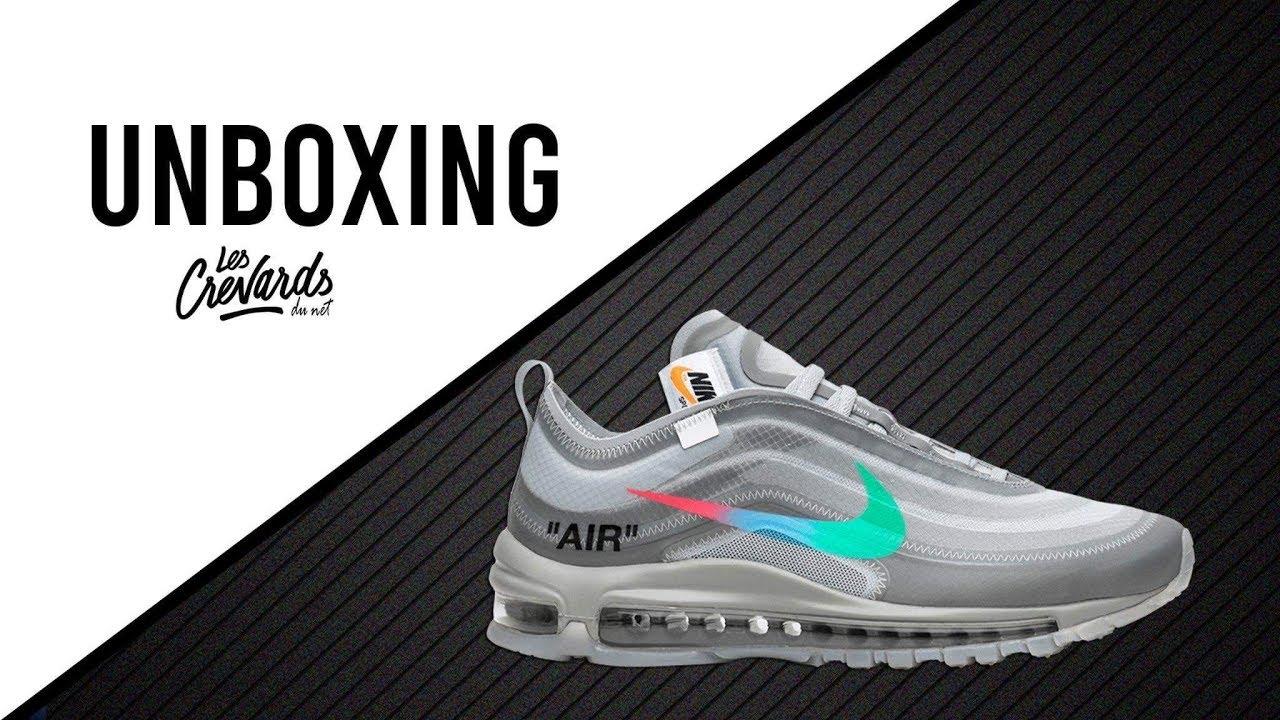 medio litro Con viva  UNBOXING AIR MAX 97 OFF-WHITE MENTA [Yupoo, Dhgate, Ioffer, Veva] -  EVAKICKS - YouTube