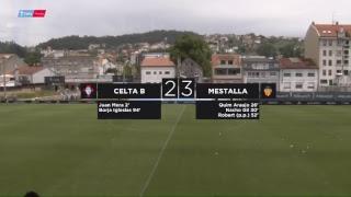 Celta Vigo B vs Valencia B full match