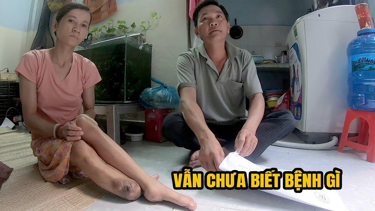 Cô gái mắc bệnh lạ đôi chân teo tóp đã vào Sài Gòn khám bệnh | Vẫn chưa biết bệnh gì