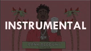 21 Savage - Bank Account (instrumental) Prod. Station 666