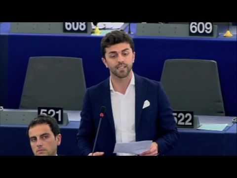Marco Zanni: L'indipendenza Della Banca Centrale (17.05.2017)