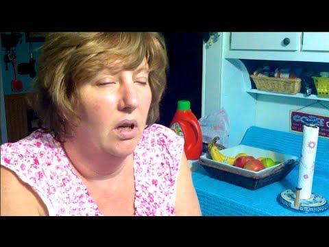 My Mom Sleepwalking (Tomato Cage)