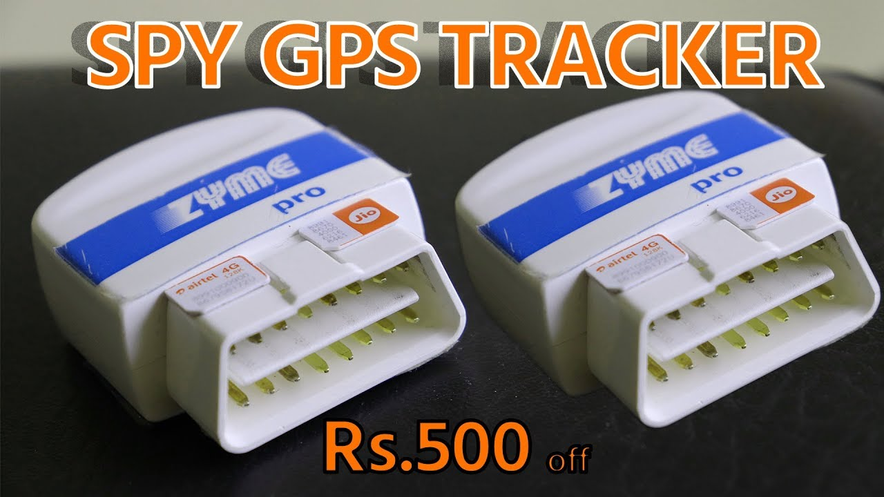 OBD GPS Tracker + Scanner For CAR | ZYME PRO | OBD2 | In depth Review