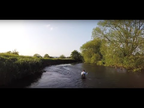 Derbyshire River Fly Fishing Lessons with Guide Andy Buckley streaming vf