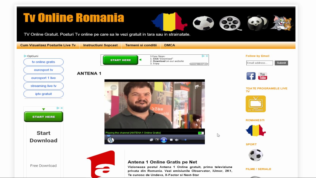 Canale Tv Online