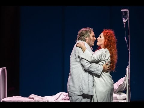 Antonio Pappano and Simon O'Neill rehearse Parsifal (The Royal Opera)