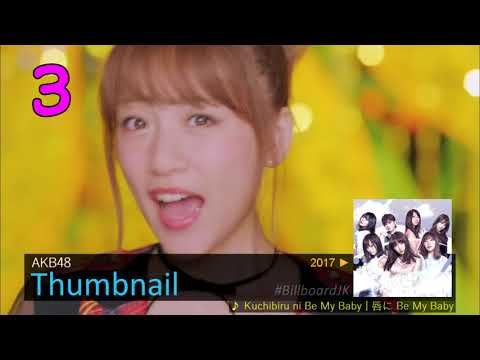 【NEW】Billboard Japan 2017 Mid-Year Special [Hot 100, Hot Albums, Hot Animation]