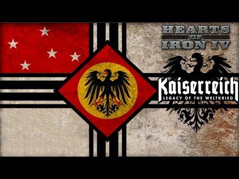 From Dar-es-Salaam To Ottawa | Kaiserreich | Hearts Of Iron IV