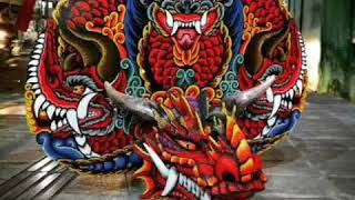 gambar barongan devil'craw dan lengkap