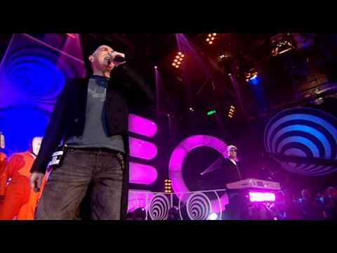 Pet Shop Boys I'm with Stupid (TOTP 23.04.06)