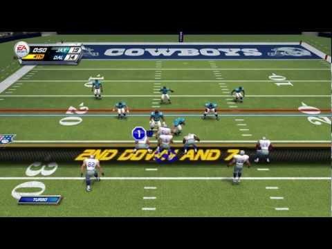 NFL Blitz Xbox 360 720P gameplay