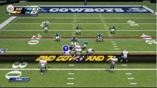 NFL Blitz Xbox 360 720P gameplay