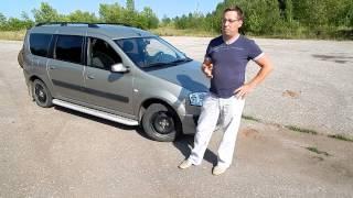 видео Лада Ларгус