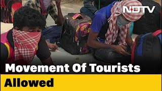 Stranded Migrants, Students, Tourists Can Go Home During COVID Lockdown