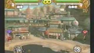 Tsunade's Wave Dash