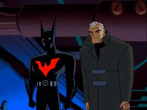 Batman Beyond Sneak Peek dies