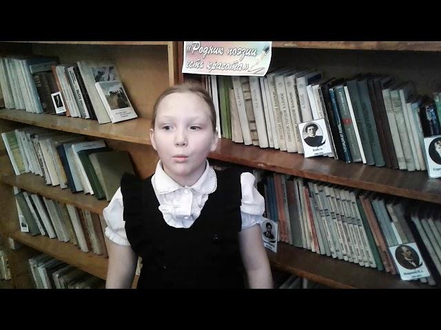 Изображение предпросмотра прочтения – ЕкатеринаАтникова читает произведение «Ветхая избушка А.А. Блок» А.А.Блока