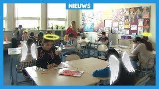 Groot onderzoek naar straffen op school
