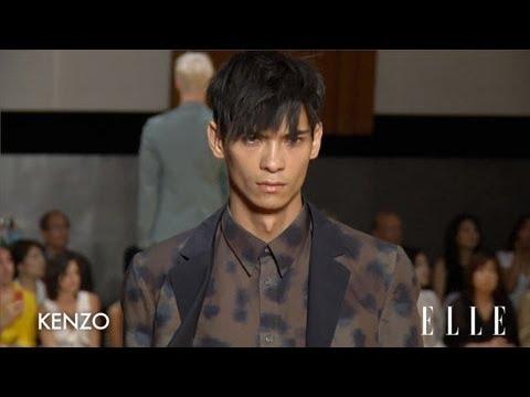Kenzo Men's SS 2013
