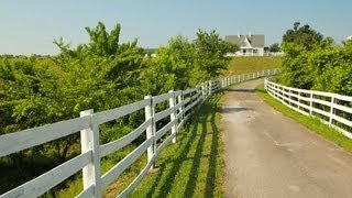 Kentucky Horse Farm Training Breeding Boarding facility for sale Stanford, KY