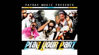 Bounty Killer & Various Artists - Play Your Part @HelpJAChildren (April 2012)