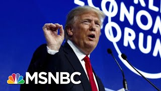President Donald Trump Is Using A Phone Not Fully Secured | Morning Joe | MSNBC