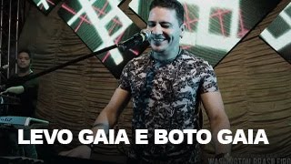 Washington Brasileiro Levo Gaia e Boto Gaia Clipe Oficial