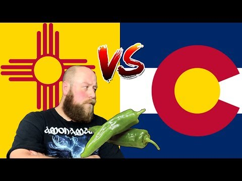 "Colorado Governor Calls New Mexico Chile ""Inferior""?! 