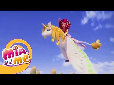 Мия и Я - 2 сезон 4-6 серия - Mia And Me | Мультики для детей про эльфов, единорогов