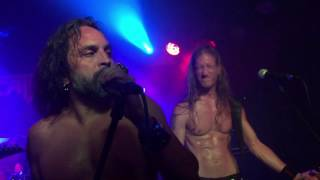 Death Angel - Let the pieces fall / Berlin 07.07.2017