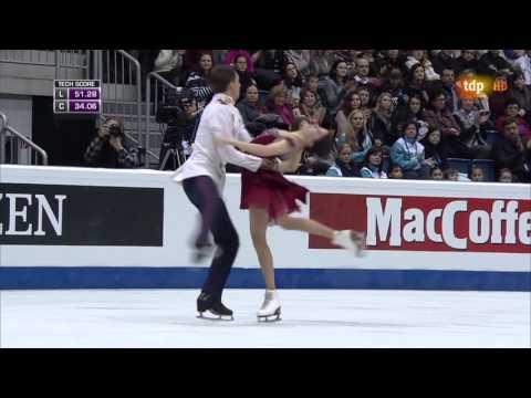 Ekaterina Bobrova & Dmitri Soloviev - EC 2016 - FD