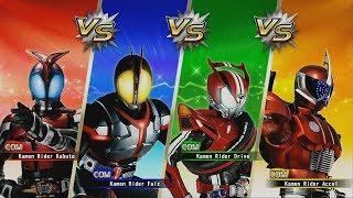 เจ้าแห่งความเร็วของเหล่ามาสไรเดอร์ Kamen Rider: Climax Scramble