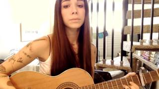 "christina perri sings ""i will"" dean martin cover"