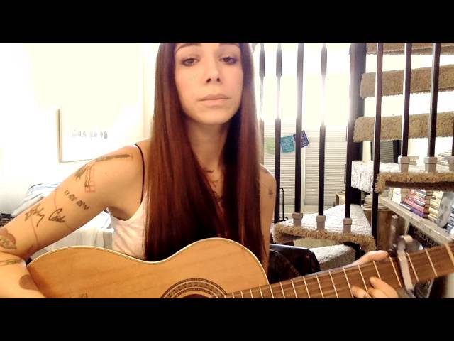christina perri sings