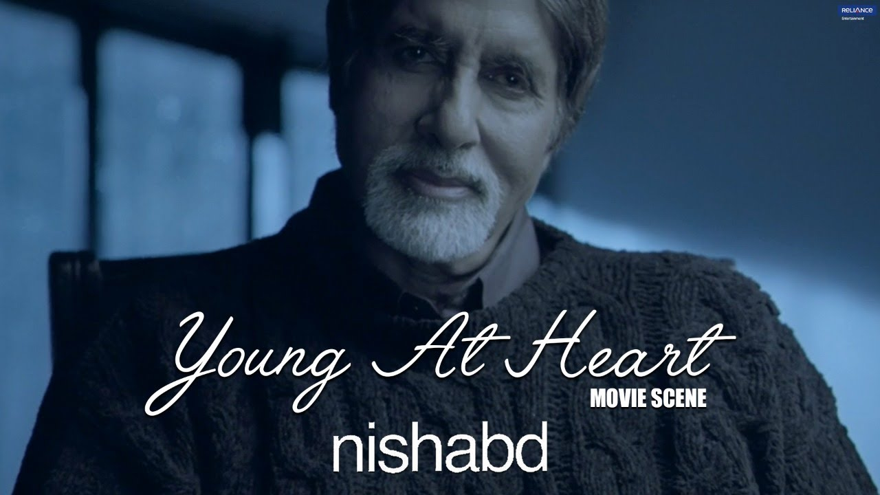 Download Young At Heart   Nishabd   Movie Scene   Amitabh Bachchan, Jiah Khan   Ram Gopal Varma