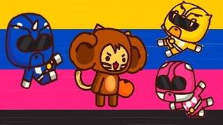 Ударный отряд котят 2-  игра как мультик- Strike force kitty 2 Для Детей часть #13
