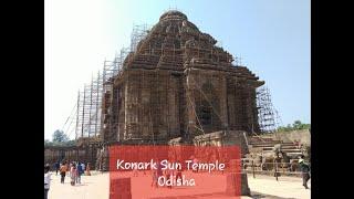 Visit to Konark Sun Temple - Odisha|Family, Food & Lifestyle|Bangla VLOG